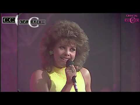 C.C. Catch - Cause You Are Young & Strangers By Night (Tocata 20.08.1986)