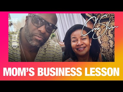 Best business lesson my mother taught me | Club shada
