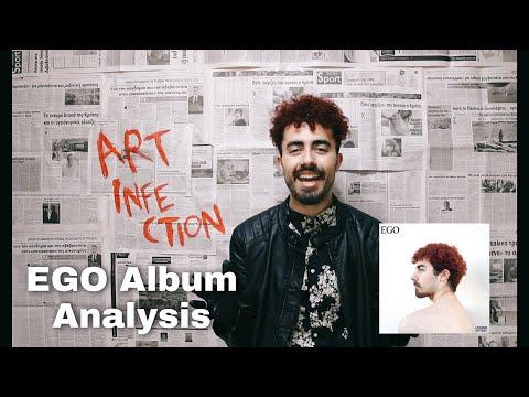"""EGO"" Album Analysis TURNED INTO MOTIVATIONAL SPEECH | Lionder"