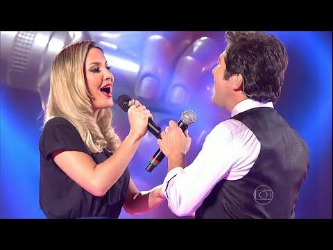 """Claudia Leitte e Daniel cantam """"Enamorado"""" no The Voice Brasil"""