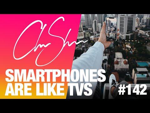 Club Shada #142 - Smartphones are like TVs now