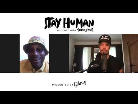 Tobias Tubbs of Create Good Ventures - Stay Human Podcast with Michael Franti