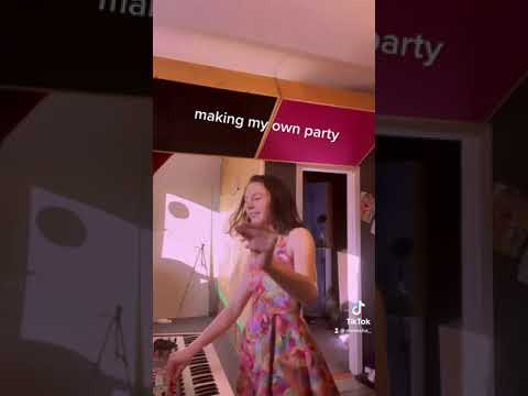 Making my own party