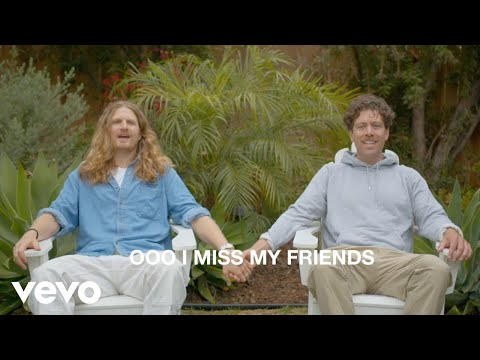 FRENSHIP - All My Friends (Official Lyric Music Video)