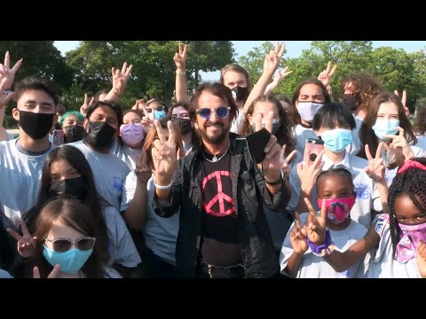 Ringo Starr's International Day of Peace 2021 Message