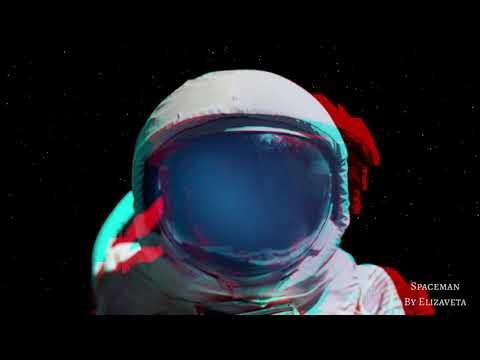Spaceman (♫ Official Lyrics Video) - Elizaveta