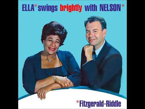 Ella Fitzgerald & Nelson Riddle - Ella Swings Brightly with Nelson - I Only Have Eyes For You