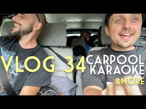 VLOG #34 Alençon, Carpool Karaoké & Voyage dans le temps 🚨