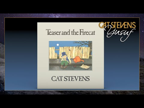 Yusuf / Cat Stevens – 50th Anniversary Teaser and the Firecat Box Set (Unboxing)