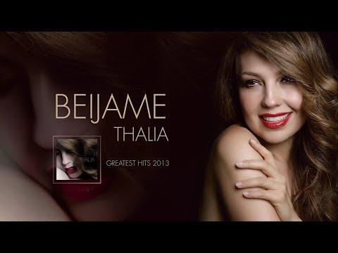Thalia - Beijame [Bésame] (Portuguese Version) (Audio Oficial)