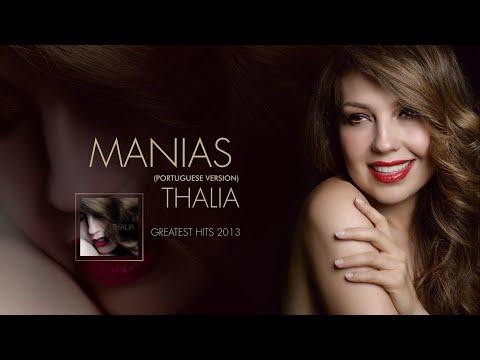 Thalia - Manias (Portuguese Version) (Audio Oficial)