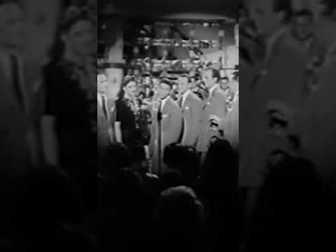 """Frank Sinatra and Tommy Dorsey - """"I'll Never Smile Again"""""""
