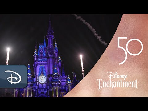 Behind The Scenes - Making Of 'Disney Enchantment'   Walt Disney World Resort