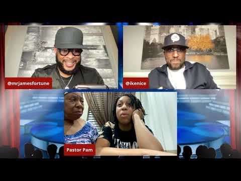 Interview w/ Pastor Pam & Granddaughter on Fortune's Live Talent!
