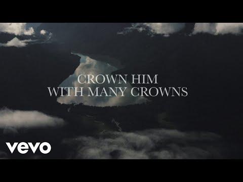 Chris Tomlin - Crown Him (Christmas) (Lyric Video) with Matt Redman