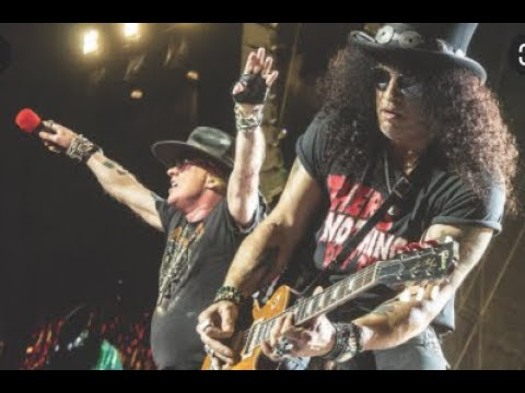 Guns N' Roses To Release New Album Next Month?