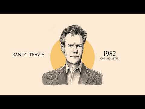 Randy Travis - 1982 (2021 Remaster)
