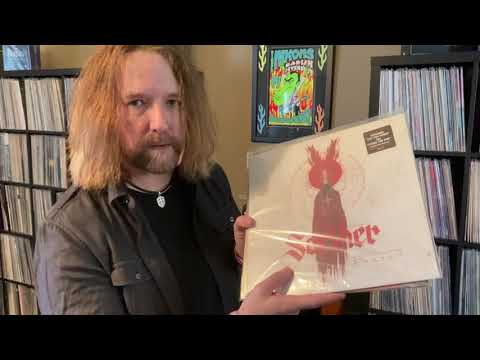 Seether Vinyl with Johnny