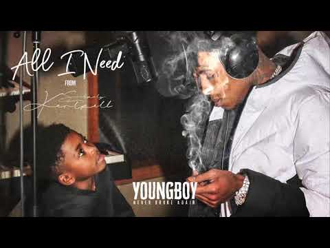 YoungBoy Never Broke Again - All I Need [Official Audio]