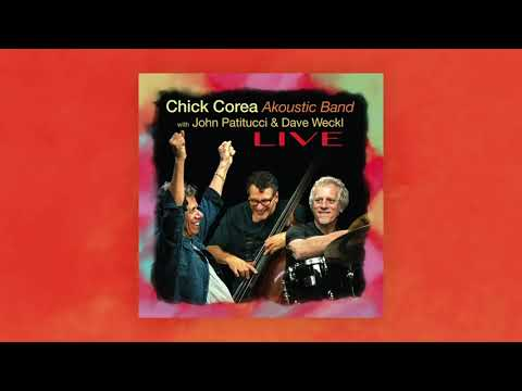 Chick Corea Akoustic Band - In a Sentimental Mood (Official Audio)