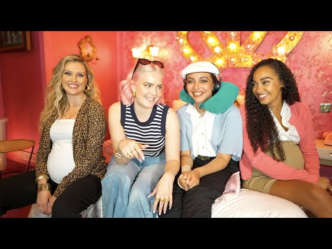 Anne-Marie & Little Mix - Kiss My (Uh Oh) [Behind The Scenes]