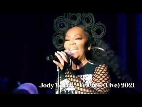 "Jody Watley - Performs Groundbreaking Hit ""Friends"" (LIVE) 2021"