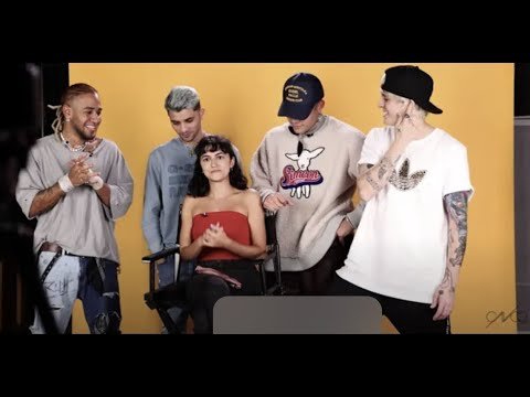 24 Hours With CNCO - BTS