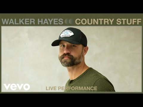 Walker Hayes - Country Stuff (Live Performance)   Vevo