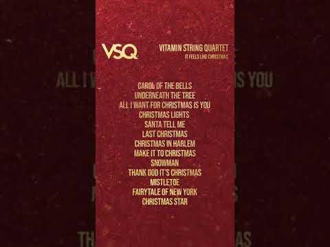 It Feels Like Christmas Tracklist Reveal ✨✨