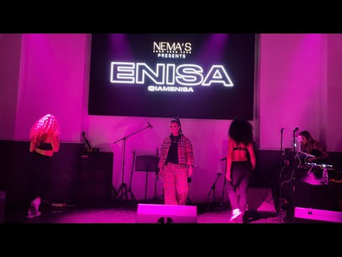 Enisa's First Concert (Full) At SOBSs NYC