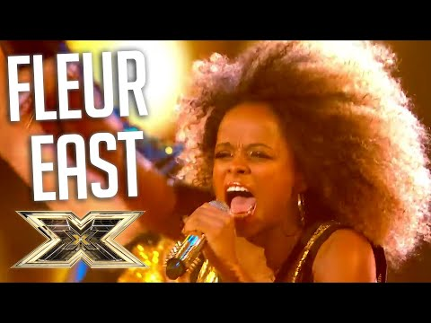 The BEST of Fleur East! | The X Factor UK