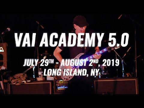 Vai Academy 5.0 Recap