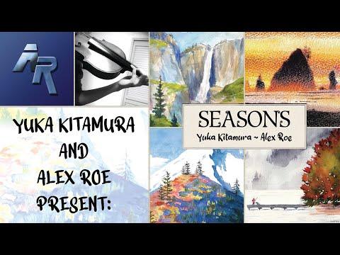 Seasons - Autumn ~ Beauty of the Northern Village ~ by Yuka Kitamura and Alex Roe