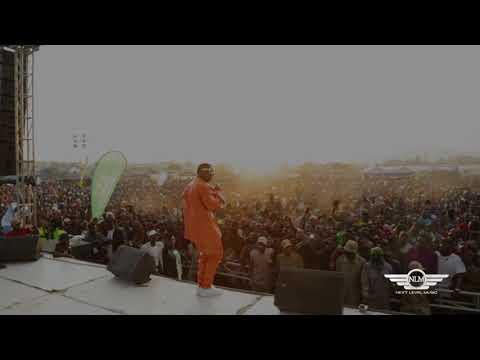 Rayvanny - live performance in Mbeya