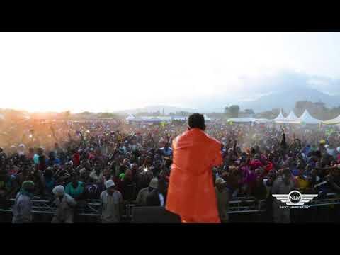 Rayvanny - Chawa live performance Mbeya