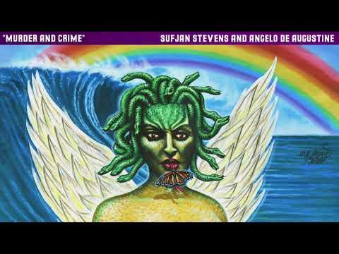 """Sufjan Stevens & Angelo De Augustine - """"Murder And Crime"""" (Official Audio)"""