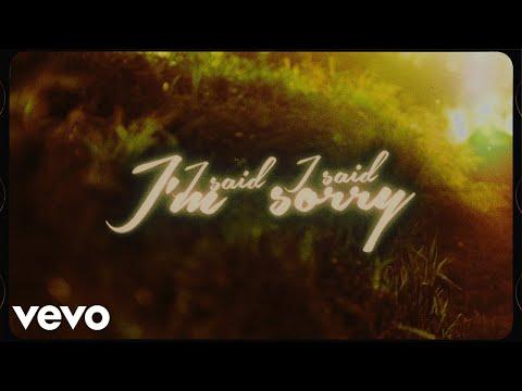 Emma Steinbakken - Sorry (Lyric Video)