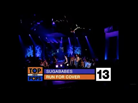 Sugababes - Run For Cover (Top Of The Pops 2001)
