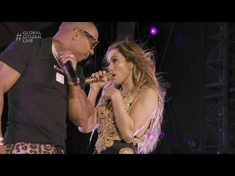 Jennifer Lopez Feat. Ja Rule - I'm Real & Ain't It Funny - Global Citizen LIVE Performance