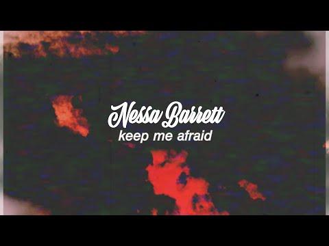 Nessa Barrett - keep me afraid (official lyric video)