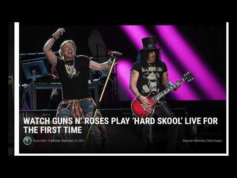 Guns N' Roses Baltimore Concert Recap Sept 26, 2021