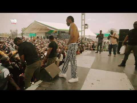 Diamond Platnumz Performance In Dodoma