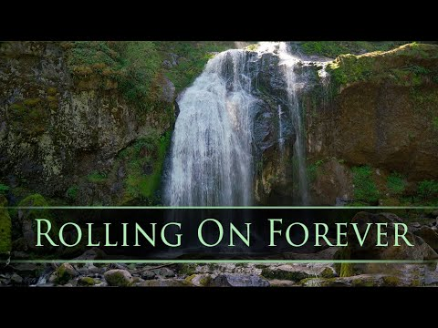 ROLLING ON FOREVER - from DREAMSTREAMS - by Dean Evenson