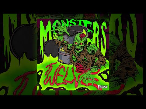 Figure and Contact - Flesh Ripper (Monsters 12)