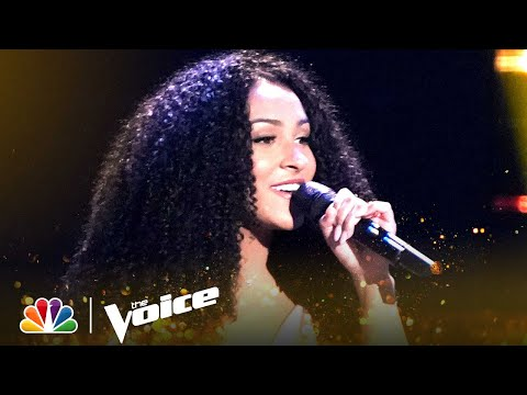 """Kayla Lilly's Beautiful Rendition of Loren Allred's """"Never Enough"""" 