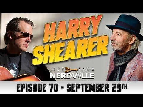 Live from Nerdville Episode 70 - Harry Shearer