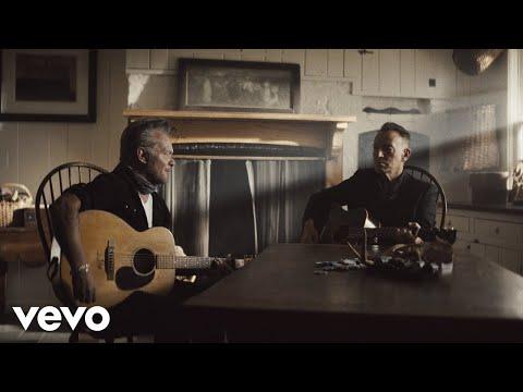 John Mellencamp, Bruce Springsteen - Wasted Days (Official Video)
