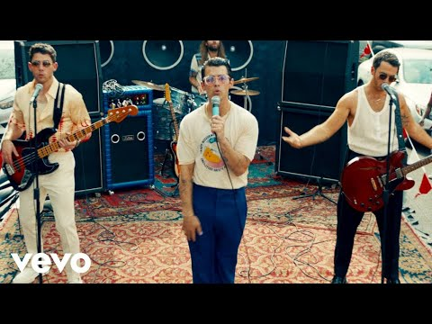 Jonas Brothers - Who's In Your Head (Official Video)