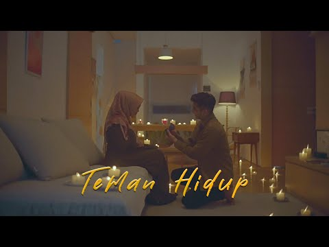 Judika - Teman Hidup (Official Music Video)