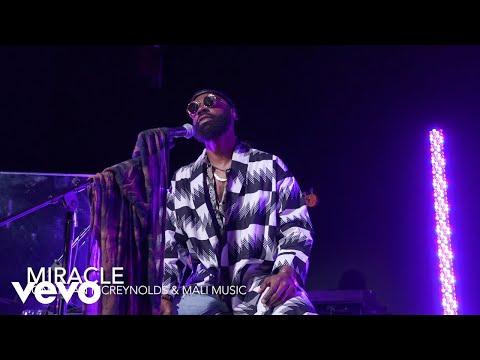 Jonathan McReynolds, Mali Music - Miracle (Live Performance)